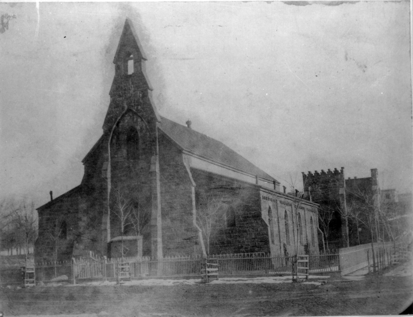 Hoboken Church History